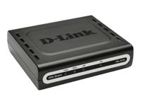 Bild von D-LINK DSL-321B/EU ADSL2+ Ethernet Modem Rev.Z Annex B und J - inkl. TAE Adapter RJ-11 auf TAE