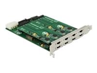 Bild von DELOCK PCI Express x8 Karte zu 8 x extern USB Type-C