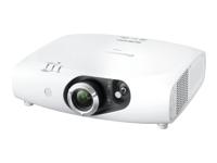Bild von PANASONIC PT-RW330E DLP 1.280x800 3.500 Lm 11 kg TR 1.5-3.1: 1 LED Laser Technology Lens-Shift Digital Link white