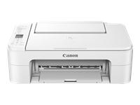 Bild von CANON Pixma TS3151 White A4 MFP 3in1 drucken kopieren scannen Cloud Link Wlan 3,8cm SW-LCD-Anzeige Dublex Print