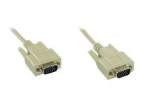 Bild von INLINE VGA Kabel 15pol HD Stecker / Stecker 2m