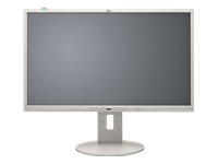 Bild von FUJITSU DISPLAY P24-8 TE Pro 60,5cm 23,8Zoll IPS hellgrau 16:9 1,000:1 250cd/m2 5ms 1xDP 1xDVI 1xD-Sub