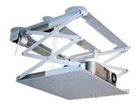 Bild von HAGOR Homefix XXL motorischer Scherenlift fuer Projektoren Fahrweg 115-600mm inkl Steuerung Hubkraft 1-25kg