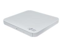 Bild von HLDS GP90NW70  DVD-Brenner ultra slim USB2.0 weiss
