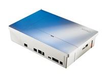 AGFEO ES 522 /fuer ISDN und ALL-IP Anschl?sse geeignet / 2x extern S0 / 2x UP0 int. / 2x digitale Ports schaltbar/ 8x a/b Ports int.