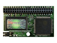 Bild von TRANSCEND 4GB IDE Flash Modul SMI IDE 44pin horizontal bulk Industrie