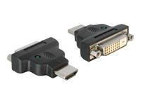 Bild von DELOCK Adapter DVI25-Bu > HDMI-St