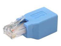 Bild von STARTECH.COM Cisco Konsolen Rollover Adapter für RJ45 Ethernet Kabel - St/Bu