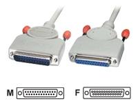 Bild von LINDY RS232 Kabel 25SubD St/Kpl 5m