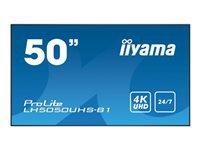 Bild von IIYAMA ProLite LH5050UHS-B1 Display 127cm 50Zoll