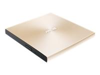 Bild von ASUS ZenDrive U9M USB-C ext.Ultra SLIM DVD Brenner inkl.USB-C Kabel Brennsoftware+Nero Backup App gold