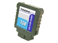 Bild von TRANSCEND USB Flash Module (Vertical) 1GB industrial SLC 10-pin USB port (2.54mm pitch)