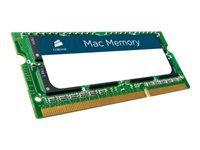 CORSAIR DDR3 1333MHz 8GB 1x8GB SODIMM - Kovera Distribution