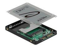 Bild von DELOCK 6,35cm 2,5Zoll SATA Card Reader für CFast Speicherkarten