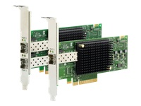 Bild von LENOVO DCG ThinkSystem Emulex LPe32002-M2-L PCIe 32Gb 2-Port SFP+ Fibre Channel Adapter