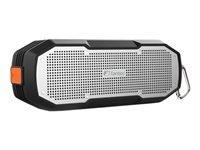 Bild von FANTEC NoviT30 Bluetooth Lautsprecher kabellos bis zu 10m Reichweite Freisprechfunktion Akku 30Std. Schutz: IP67 Farbe: silber