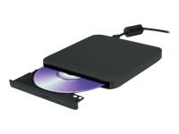 Bild von HLDS GP90NB70 DVD-Brenner ultra slim USB2.0 schwarz
