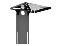 Bild von HAGOR Info-Tower KA-1 Kamera-Aufnahme hoehenverstellbar fuer die Anpassung an unterschiedliche Displaygroessen vielseitig nutzbar