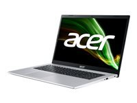 Bild von ACER Aspire 3 A317-53-317U IC i3-1115G4 43,94cm 17,3Zoll FHD IPS matt 8GB RAM 256GB SSD UHD Graphics Linux eshell schwarz