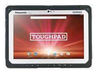 Bild von PANASONIC ToughPad FZ-A2 MK1 Atom x5-Z8550 25,7cm 10,1Zoll WUXGA Touch Android6.0 4GB/RAM 32GB/eMMC WLAN BT GPS Back+FrontCAM