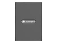 Bild von TRANSCEND CFexpress Type-B-Card Reader USB 3.2 Gen 2x2 Type C