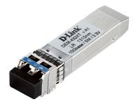 Bild von D-LINK DEM-432XT 10GBASE SFP+ Transceiver max. 10km Distanz Duplex LC Connector
