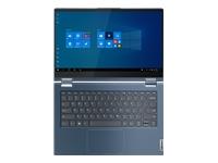 Bild von LENOVO ThinkBook 14s Yoga G1 Intel Core i5-1135G7 35,56cm 14Zoll FHD 8GB 256GB SSD UMA W11P Abyss Blue TopSeller