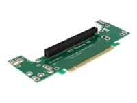 Bild von DELOCK PCIe-Riser-Karte x16 2U links > Einbau