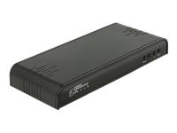 Bild von DELOCK Konverter CVBS / YPbPr / VGA zu HDMI mit Scaler