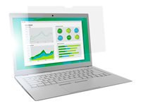 Bild von 3M Blendschutzfilter AG133W9B für 33,78cm 13,3Zoll Breitbild-Laptop 16:9