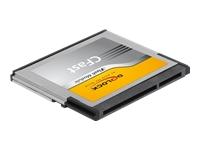 Bild von DELOCK CFast 2.0 Speicherkarte 64GB MLC