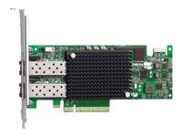 Bild von FUJITSU FC Ctrl 16Gbit/s 2 Kanal LPe16002 MMF LC PCIe 3.0 x8 mit low profile und full height Blende