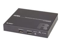 Bild von ATEN CE924 USB DisplayPort Dual-Display HDBaseT 2.0 KVM Extender