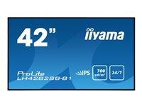 Bild von IIYAMA ProLite LH4282SB 106.68cm 42Zoll IPS LED 8ms 1920x1080 700cdm² 1300:1 typisch Signaleingänge VGA Component Video Mini-Jack
