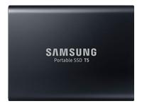 Bild von SAMSUNG Portable SSD T5 2TB extern USB 3.1 schwarz