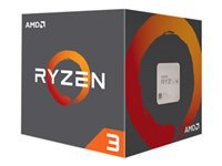 Bild von AMD Ryzen 3 1200 3,1GHz CPU Quad Core / 4 Threads 8MB Socket AM4 Boxed