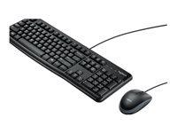 Bild von LOGITECH MK120 corded Desktop black USB - NSEA (US)