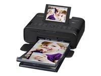 Bild von CANON SELPHY CP1300 schwarz Fotodrucker Display 8,1cm 3,2Zoll Wi-Fi Printing Airprint Speicherkarte USB