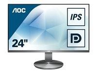 Bild von AOC Pro-Line I2490VXQ/BT 60,45cm 23,8 Zoll Black IPS 16:9 1920x1080 HDMI DP speaker