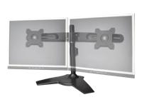Bild von DIGITUS Dual Display Tisch Halterung fuer 2 TFT 38,1cm - 61,0cm  15Zoll - 24Zoll