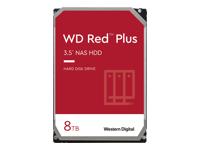 WD Red Plus 8TB SATA 6Gb/s 3.5i HDD - Kovera Distribution