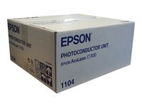 Bild von EPSON AcuLaser C1100 Fotoleitereinheit schwarz und farbig Standardkapazität schwarz 42.500 Seiten / Farbe 10.500 Seiten 1er-Pack