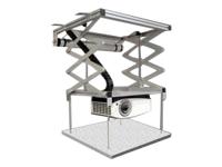 Bild von CELEXON Deckenlift PL2000 196cm Hub 15kg prof. Beamer-Deckenlift fuer abgehaengte Decken -Z-