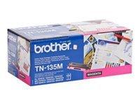 Bild von BROTHER TN-135 Toner magenta hohe Kapazität 4.000 Seiten 1er-Pack