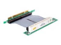 Bild von DELOCK PCI-Riser-Karte 32bit/5V links mit Kabel 7cm