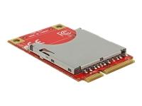 Bild von DELOCK Mini PCIe I/O PCIe full size 1 x SD Card Slot