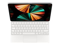Bild von APPLE Magic Keyboard für 12.9 iPad Pro 3./4./5. Generation - Deutsch - Weiss
