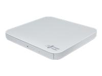 Bild von HLDS GP95NW70 DVD-Brenner ultra slim USB2.0 weiss