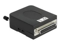 Bild von DELOCK Adapter Parallel DB25 Buchse zu Terminalblock 26 Pin mit Gehäuse