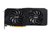 Bild von ASUS Dual Radeon RX 5700 XT EVO OC Edition 8GB GDDR6 PCI-E 4.0 HDMI 2.0b x1 DisplayPort 1.4 x3